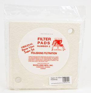 Super Jet Filter Pad: Polishing (1)