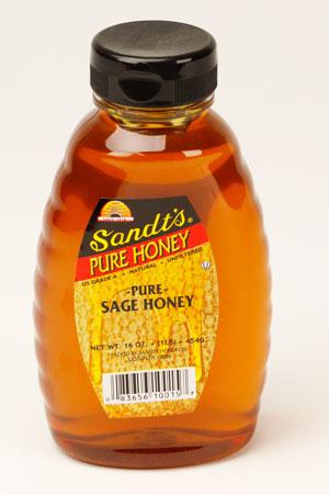 Sage Honey: 1 lb. (1)