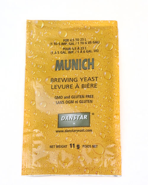 Munich Wheat: Beer Yeast (1)