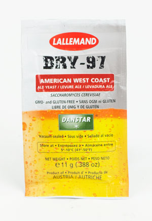 American West Coast: Ale Yeast BRY-97 (1)