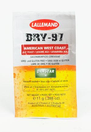 American West Coast: Ale Yeast BRY-97 (1)