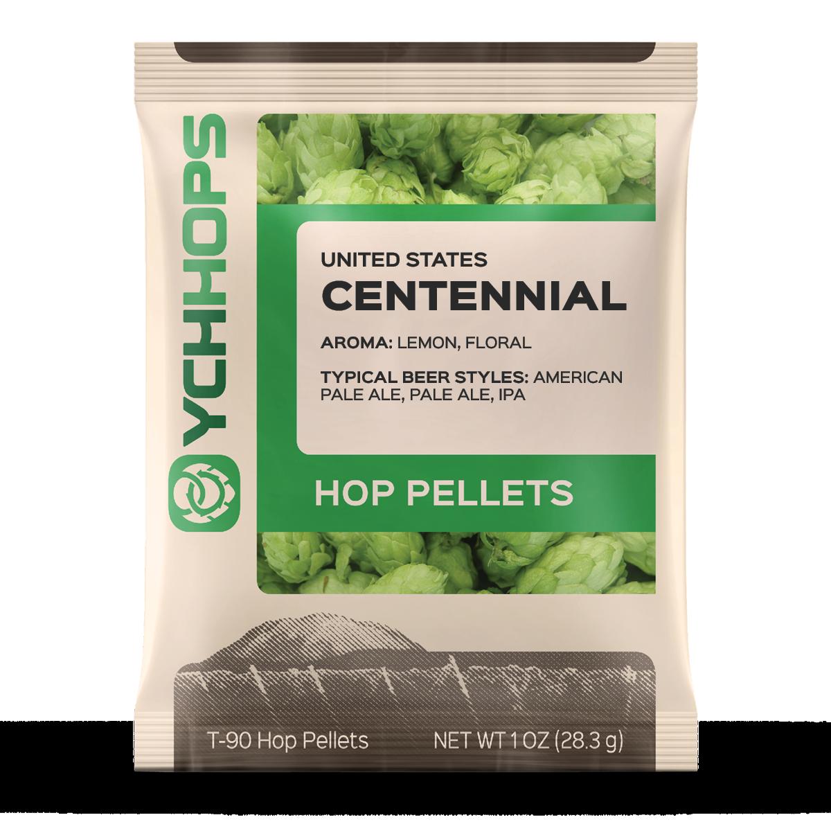 Centennial:1oz Pellets (1)