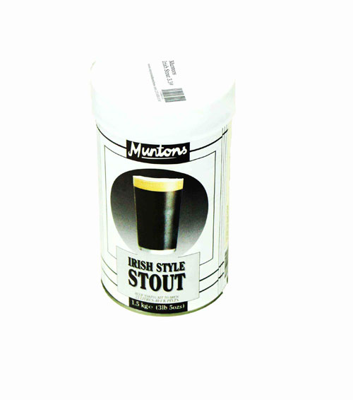 Muntons: Irish Stout 3.3# (1)