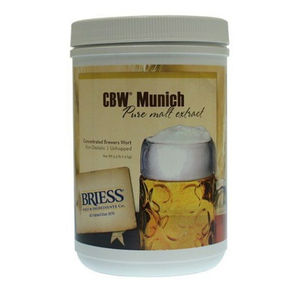 Briess Munich Liquid Malt Extract, 3.3 lb-0