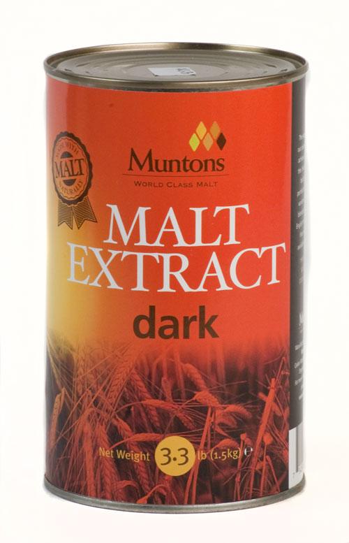 Muntons Dark 3.3# (1)