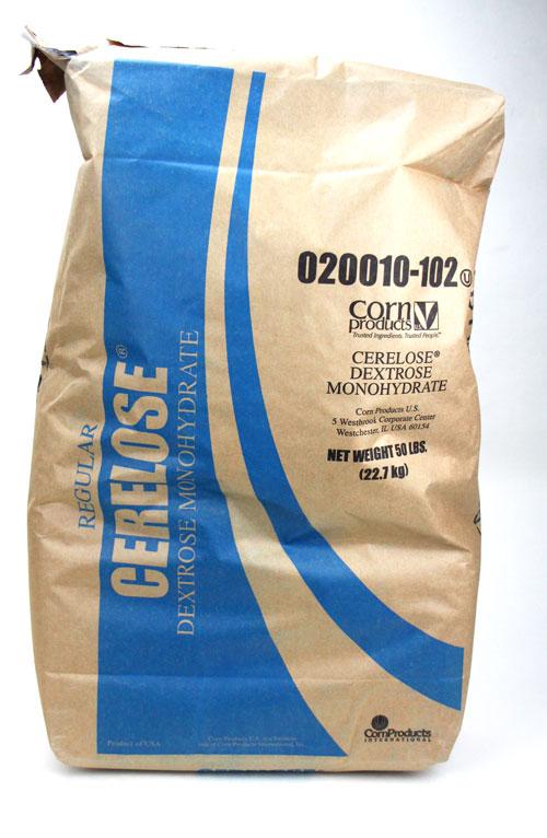 Corn Sugar 50 lbs : Dextrose (1)