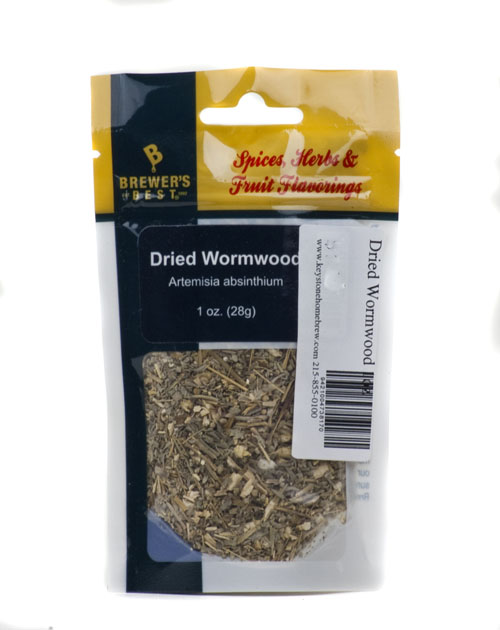 Dried Wormwood 1oz (1)