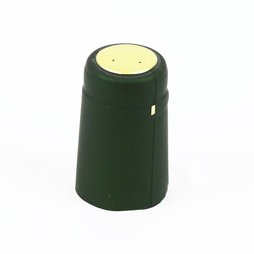 Heat shrink cap: Green (30) (1)