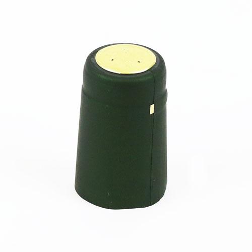 Heat shrink cap: Green (30) (1)