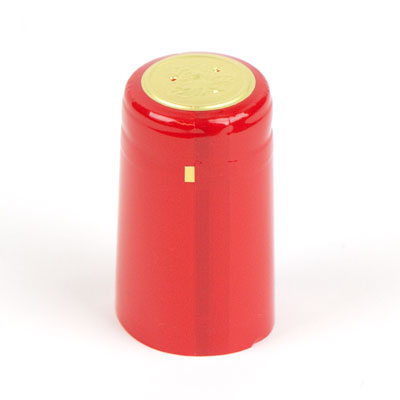 Heat shrink cap: Red (30) (1)