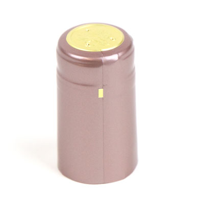 Heat shrink cap: Dusty Rose (30) (1)
