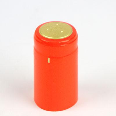 Heat Shrink Cap: Orange (30) (1)
