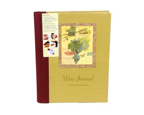 Wine Tasting: Journal (1)