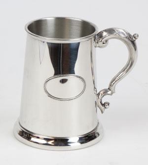 Pewter Tankard 16oz. (1)