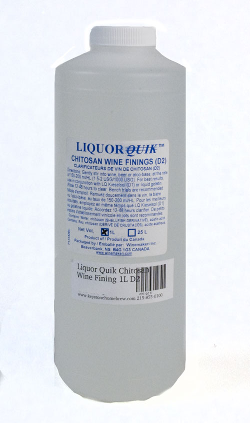 Liquor Quik Chitosan:Wine Fining 1L D2 (1)