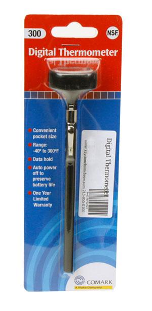 Digital Thermometer:Short (1)