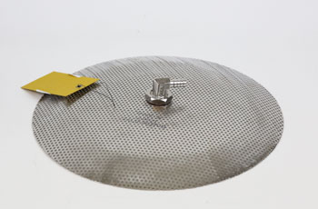 12 in. False Bottom:Domed (2)