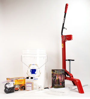 Wine Equipment Kit: Vintner's Essential (1)
