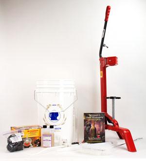 Wine Equipment Kit: Vintner's Essential (1)