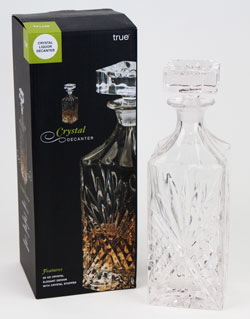 Crystal: Liquor Decanter (1)