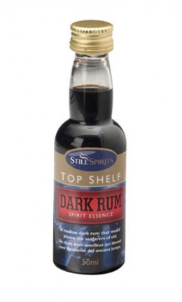Top Shelf : Dark Rum (1)