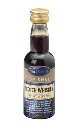 Top Shelf :Scotch Whiskey (1)