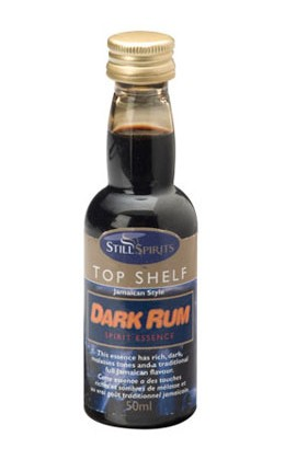 Top Shelf : Jamaican Dark Rum (1)