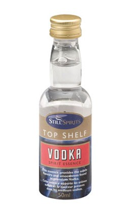 Top Shelf : Vodka (1)
