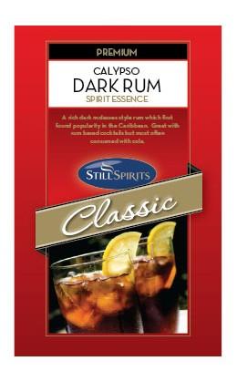 Classic: Calypso Dark Rum (1)
