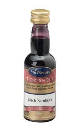 Top Shelf: Black Sambuca (1)