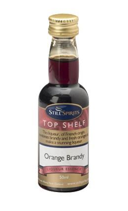 Top Shelf : Orange Brandy (1)