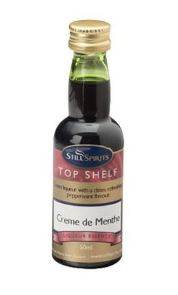 Top Shelf : Creme de Menthe (1)