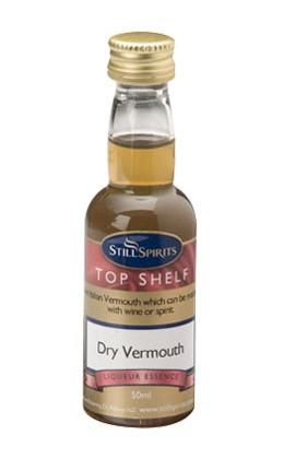 Top Shelf : Dry Vermouth (1)