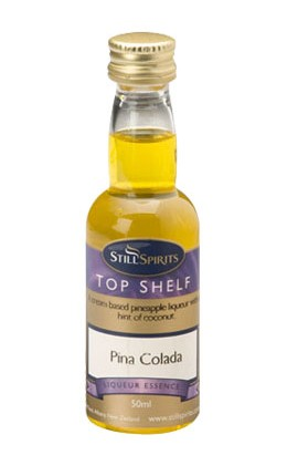 Top Shelf : Pina Colada Cream (1)