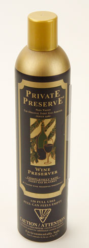 Private Preserve: Wine Preserver (1)