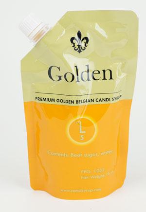 Candi Syrup: Gold 5L 1 lb (1)