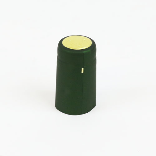 Heat Shrink Cap: Metallic Green (30) (1)