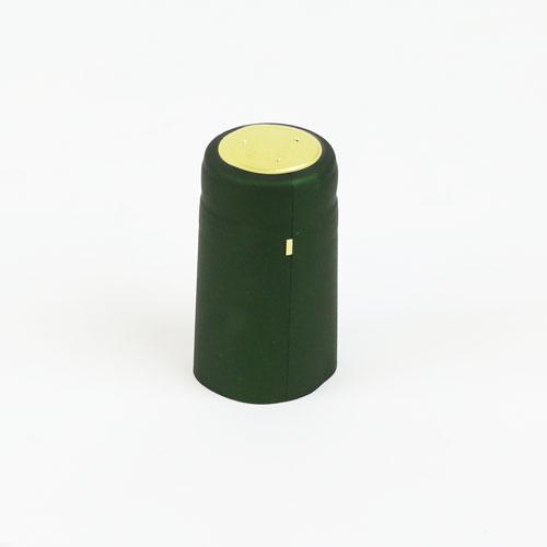 Heat Shrink Cap: Metallic Green (30) (1)