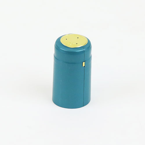 Heat Shrink Cap:Metallic Lt Blue(30) (1)