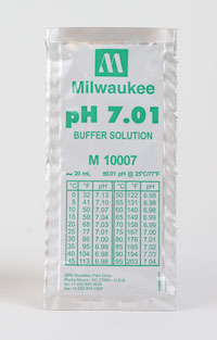 pH Buffer Solution 7: 20ml sol. each (1)