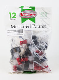 Whiskey Pourer:Portion1oz bag red (1)