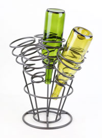 Bottle Bouquet : Rack Gunmetal (1)