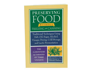 Preserving Food: w/o Freezing or Can (1)