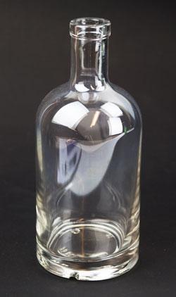 750ml Nordic:Clear single bottle (1)