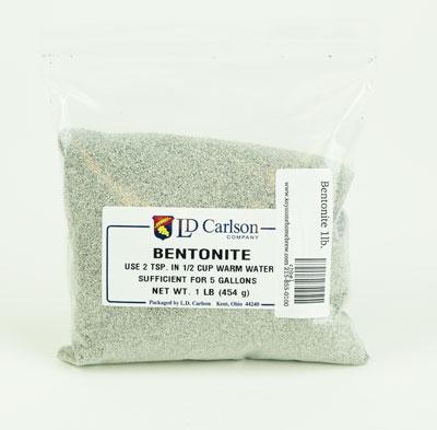 Bentonite 1lb. (1)