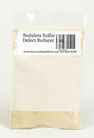 Reduless Sulfur:Defect Reducer 1 oz (1)