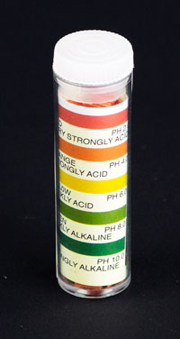 pH Papers: Universal 100ct (1)