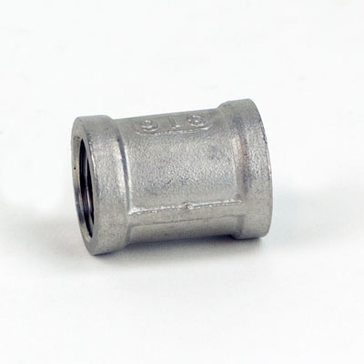 Stainless Steel 1/2:in coupler (1)