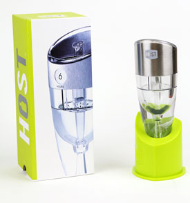 Host Adjustable: Wine Aerator (1)