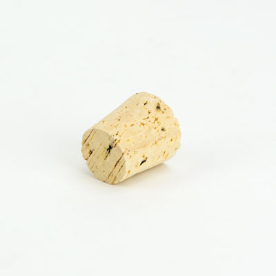No 14 Tapered Cork: Fits Gallon Jug (1)
